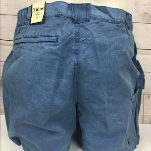 f0db2a411b Talos Shorts - NWT Outdoors Talos Men's Cargo Hiking Shorts Blue